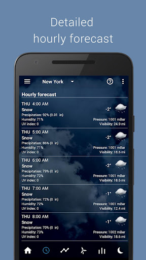 Transparent clock & weather  screenshots 13