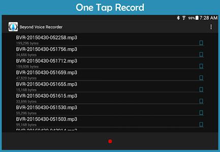 Beyond Voice Recorder v3.6 (Pro)