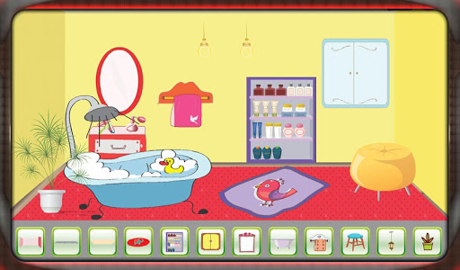 Download Girly Room Design Game For PC