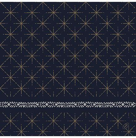 Servett Glitter B 40x40 60/fp