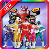 Hero Robot Rangers Game