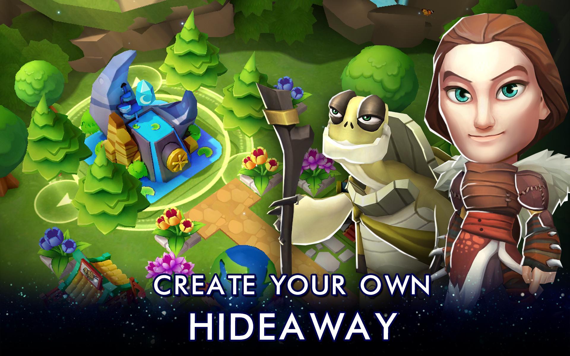 DreamWorks Universe of Legends screenshot #14