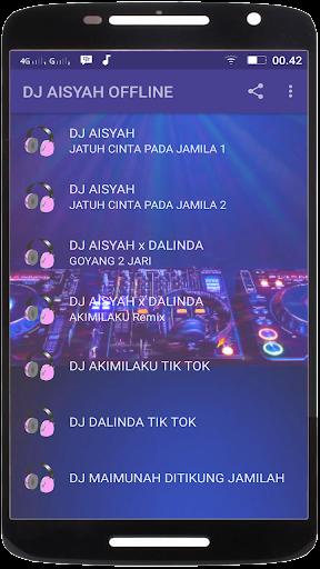 DJ AISYAH Offline 2.0 screenshots 1
