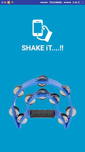 Tambourin kecrekan shaker