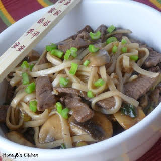 Beef Lo Mein.