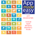APP MADE EASY APP BAUKASTEN icon
