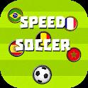 Speed Soccer : Kylian Mbappé Ronaldo Messi Neymar icon