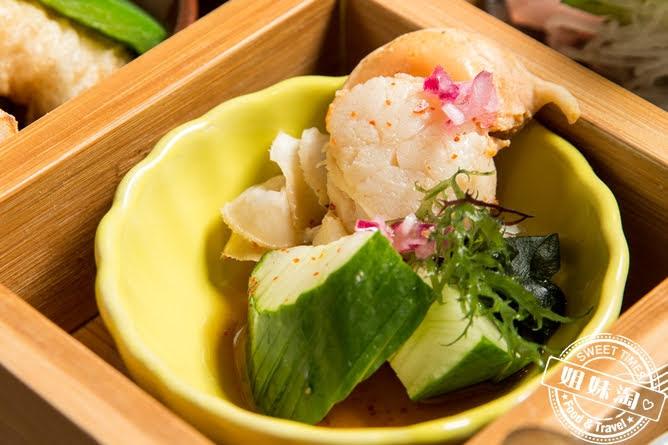 墨吉日本料理墨吉九宮格