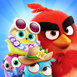 Angry Birds Match - Free Puzzle Game 3.2.1 (Mod Money)
