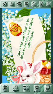 Happy Easter Holiday Greetings - náhled