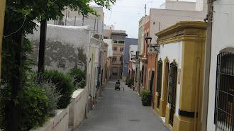 Calle Descanso.