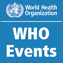 WHO Events icon