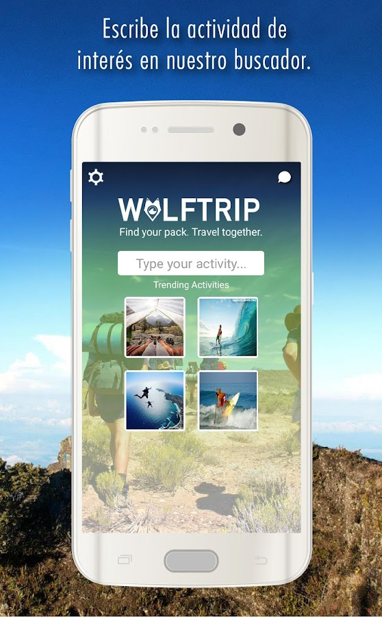 Wolftrip- screenshot