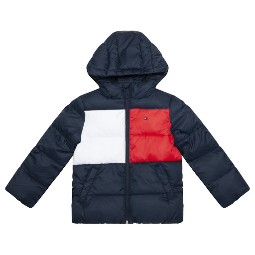 Primary image of Tommy Hilfiger Boys Puffer Jacket
