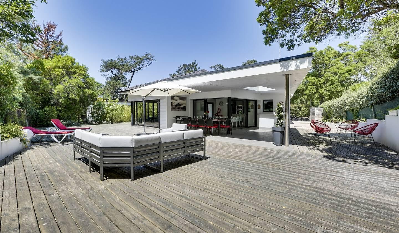 Villa en bord de mer avec jardin Hossegor