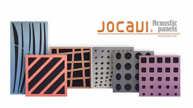Jocavi - High end akoestische panelen