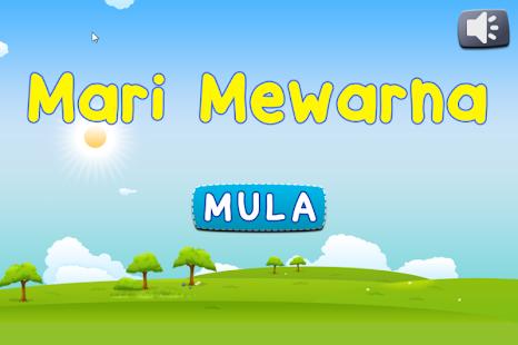 Mari Mewarna - náhled