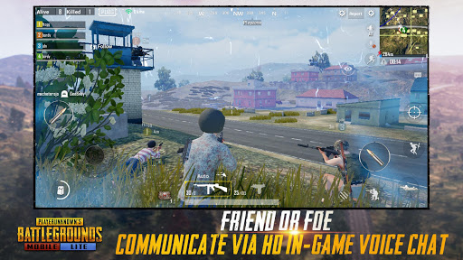PUBG MOBILE LITE  captures d'écran 5