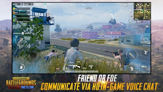 PUBG MOBILE LITE 0.21.0 Apk [For Mid Range Android Devices] 5
