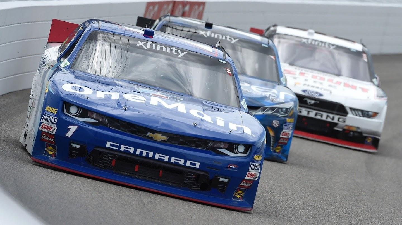 NASCAR Xfinity Series Post Show