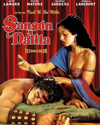 Sansón y Dalila (1949, Cecil B. DeMille)