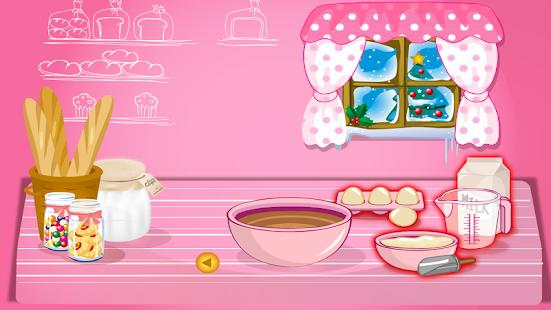Jeux De Cuisine Gâteau De Noël Applications Android Sur Google Play - Jeux de cuisine de noel