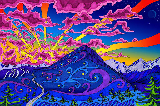 Psychedelic Pack 3 Wallpaper