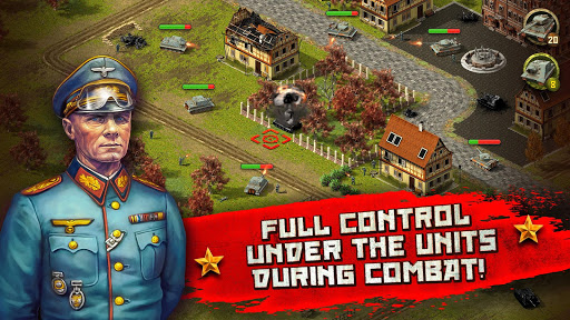 World War II: Eastern Front Strategy game 2.92 screenshots 1