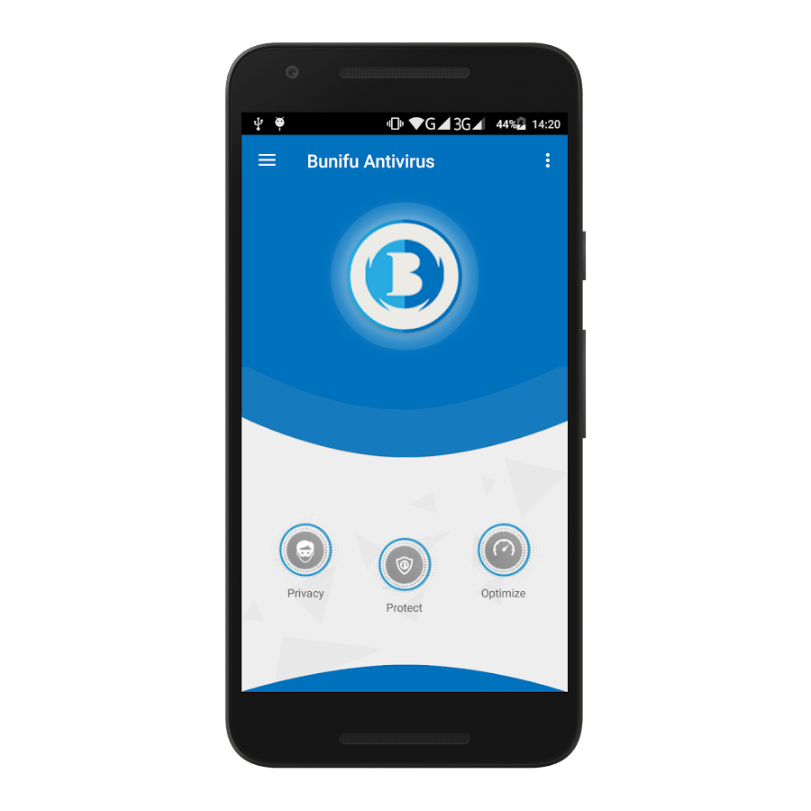 Bunifu Mobile Security 2.0- screenshot