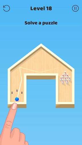 Télécharger Gratuit Mini Bowling mod apk screenshots 3