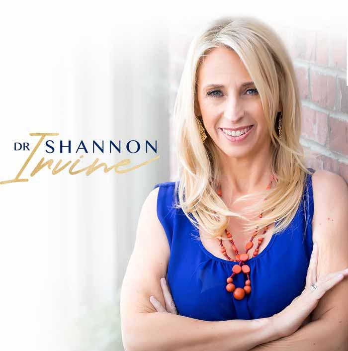 Dr. Shannon Irvine