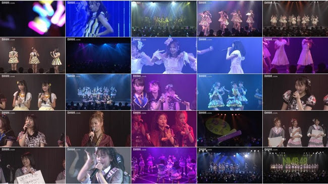 190408 (1080p) NMB48 「難波愛 ~今、小嶋が思うこと~」公演 初日