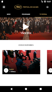 Festival de Cannes 2017- screenshot thumbnail