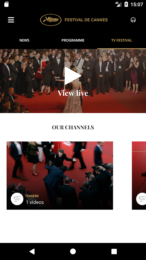 Festival de Cannes 2017- screenshot