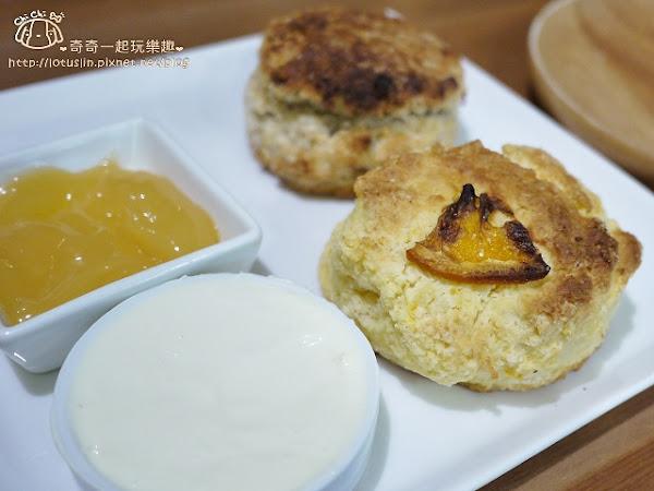 Merci Kitchen 英式司康專賣所 司康X瑪黑茶 下午茶