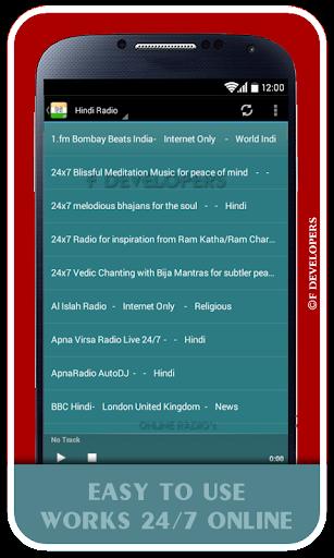 Hindi Radio - Live Radios