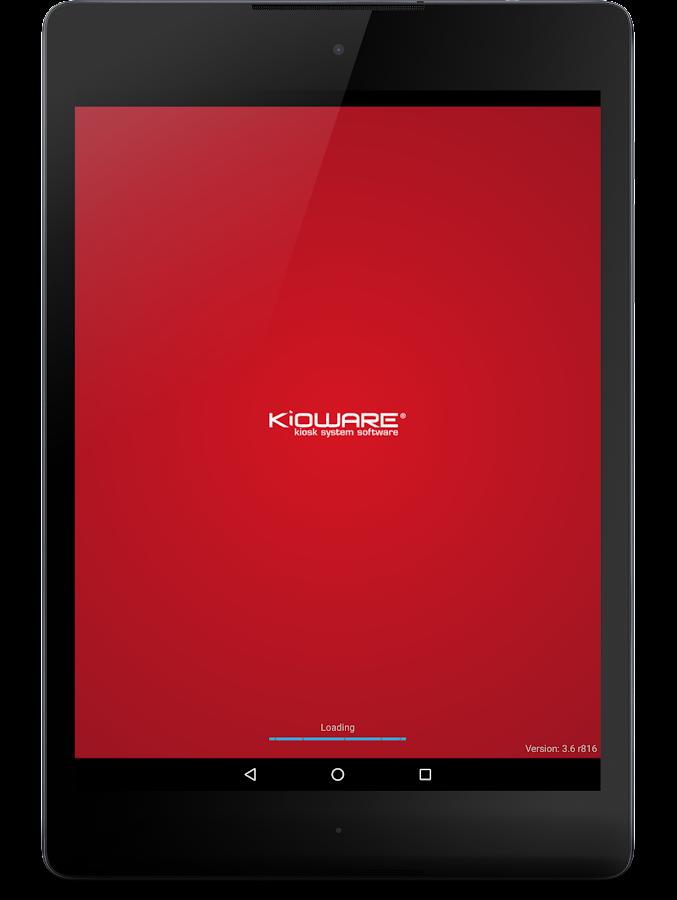 KioWare for Android Kiosk App