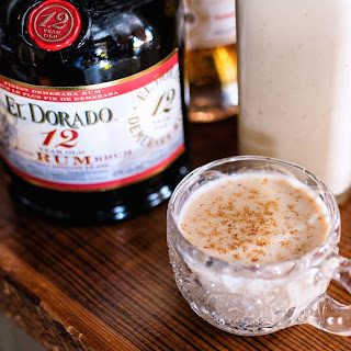 Egg Nog Drinks Recipes