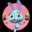 Speedy Bunny: Run, Jump & Tilt icon