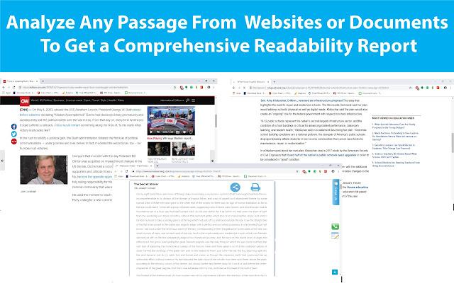 Lumos Readability Assistant