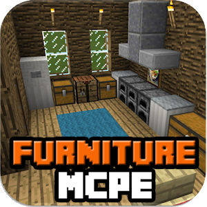 Furniture Mod Minecraft 0.14.0 for PC and MAC