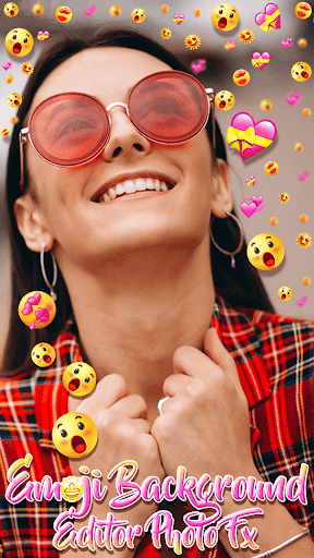Emoji Background Editor - Photo FX 1.0 Screenshots 7