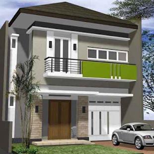 Modern Minimalist House Design - náhled