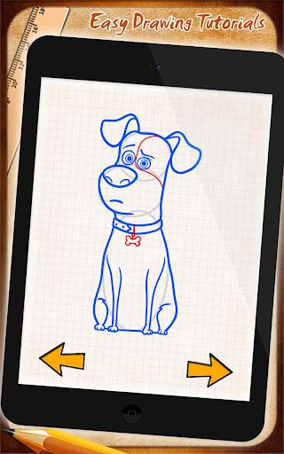 免費下載教育APP|Draw Pets Movie app開箱文|APP開箱王