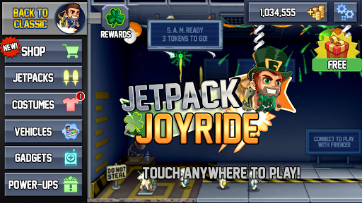 Jetpack Joyride apkdebit screenshots 5