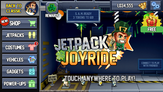 Jetpack Joyride Mod Apk 1.35.1 Download (Unlimited Money) 5