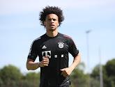 Première apparition pour Leroy Sané avec le Bayern Munich
