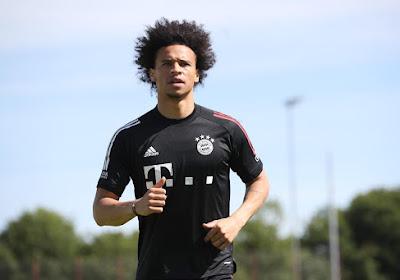 🎥 Voici les premiers pas de Leroy Sané avec le Bayern Munich
