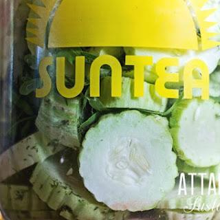 Cucumber-Squash Dill Fermented Pickle Recipe