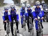 Giro: Quatre Belges avec Quick-Step Floors